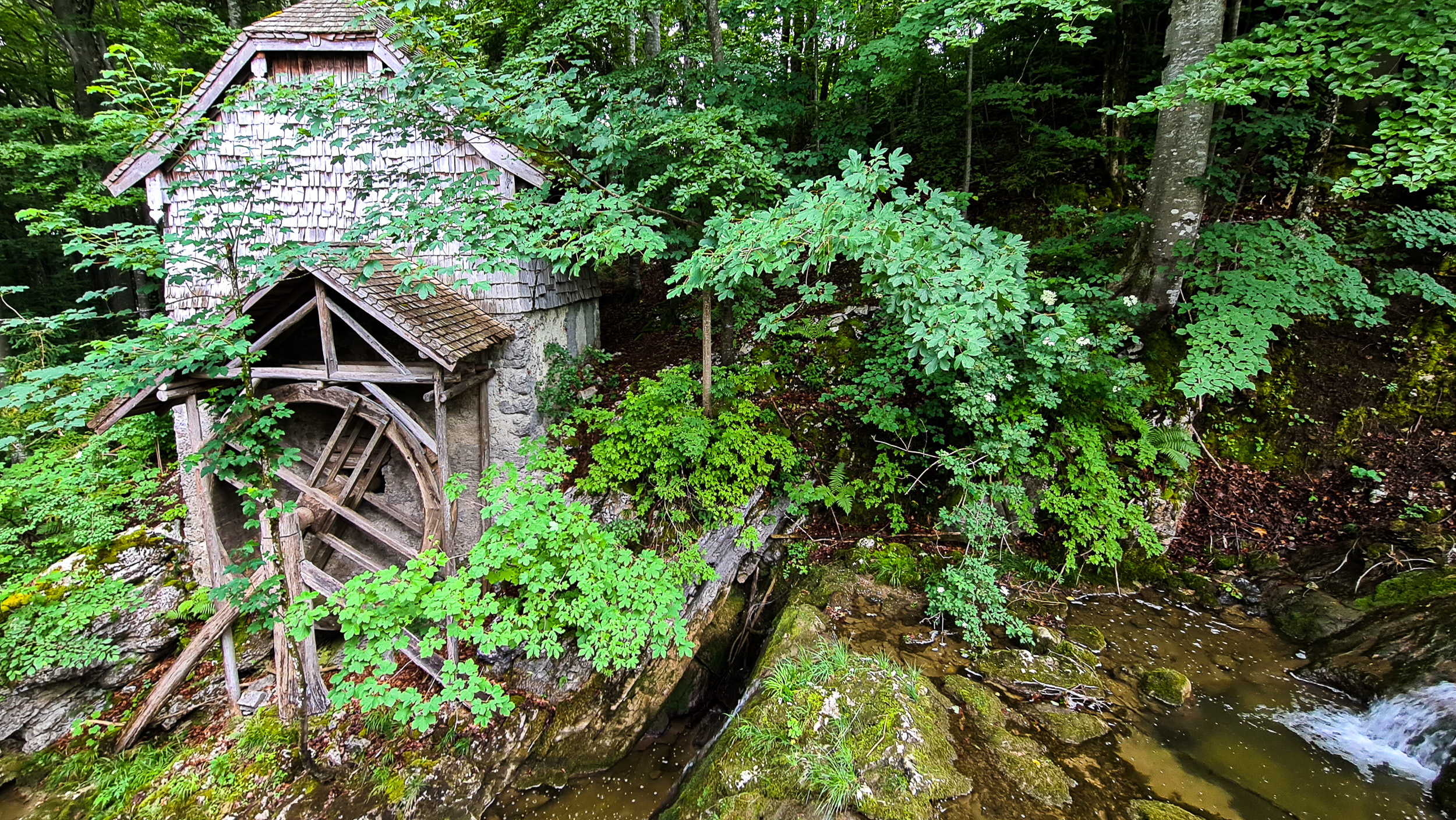 Baderbachmühle © Melanie Deisl