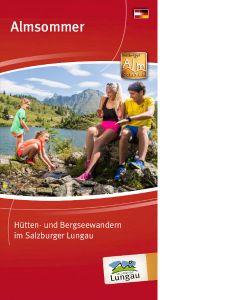 Almen und Bergseen im Salzburger Lungau