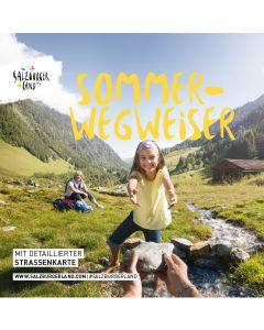 Sommer Wegweiser