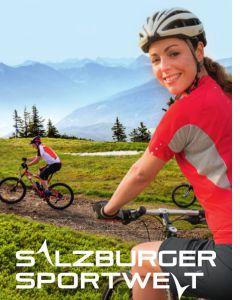 Rad & Bikekarte - Salzburger Sportwelt