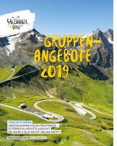 Gruppen Katalog 2019