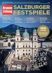 Krone-Magazin - Salzburger Festspiele