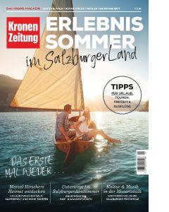 Krone-Magazin - Erlebnis Sommer im SalzburgerLand