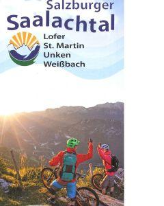 Bikekarte - Salzburger Saalachtal