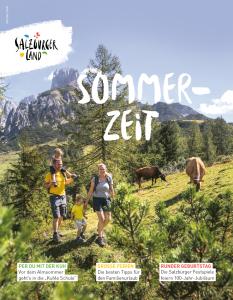 Sommerzeit im SalzburgerLand