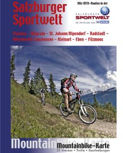 Mountainbike Führer - Salzburger Sportwelt