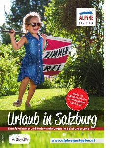 Urlaub in Salzburg