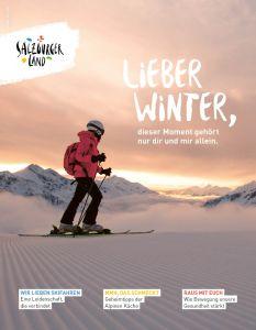 Winterzeit im SalzburgerLand