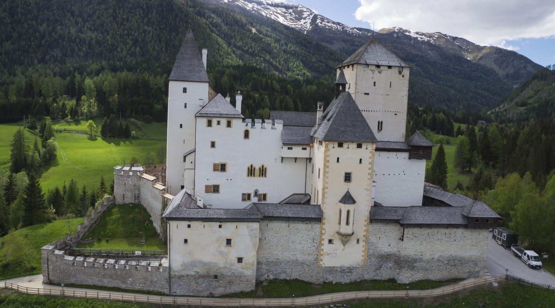 ©Salzburger Burgen & Schlösser - Burg Mauterndorf