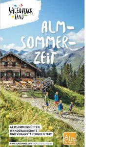 Almsommerzeit Brochure