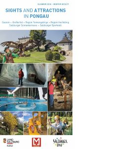 Sights and attractions in Pongau