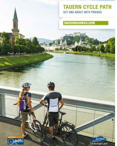 Tauern Cycle Path Folder