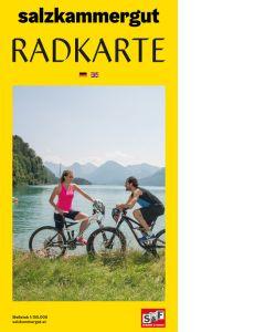Salzkammergut Radkarte