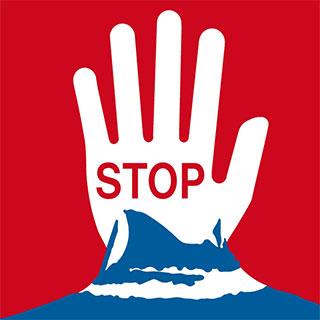 Lawinenwarnung Stop