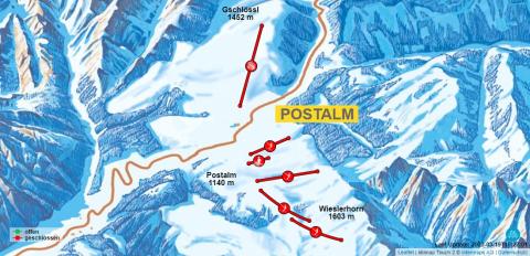 Postalm Strobl-Abtenau