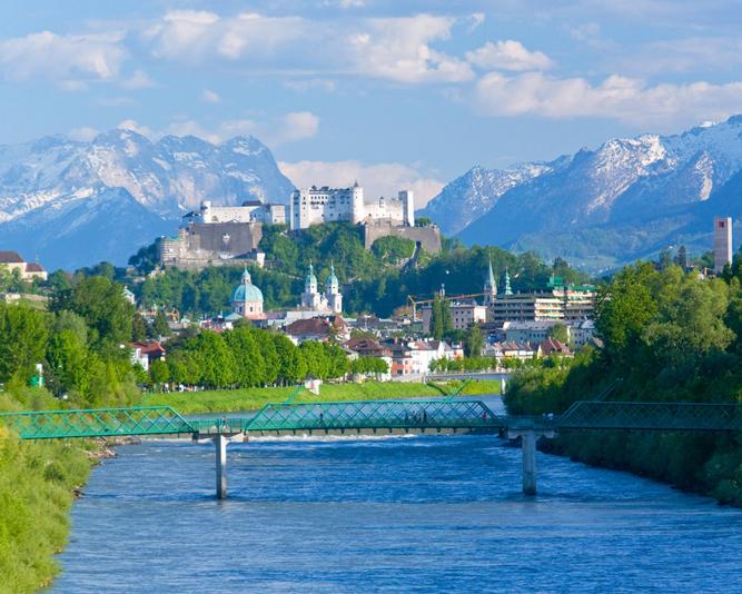 Salzburg tartomány tájékoztató kiadványai