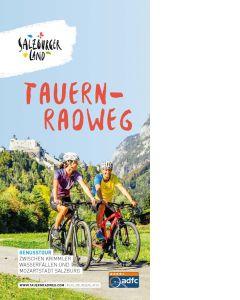Tauernradweg - a Tauern kerékpárút prospektusa