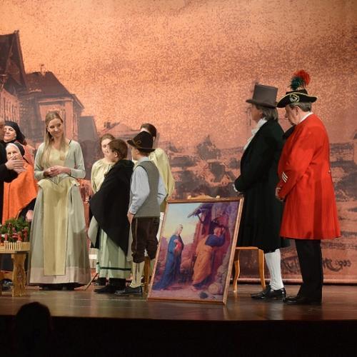 Elite Tours - 200 Jahre Stille Nacht - Historienspiele Oberndorf
