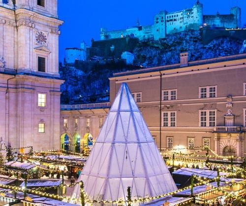 Panorama Tours - Christkindlmarkt in Salzburg