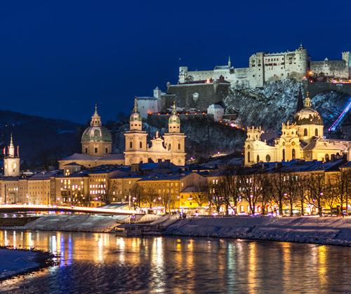 Panorama Tours - Christmas in Salzburg