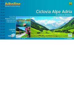 Bikeline Ciclovia Alpe Adria