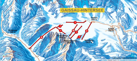 Gaißau - Hintersee