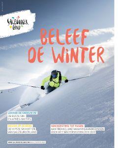 Beleef de Winter in SalzburgerLand