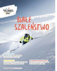 Białe szaleństwo na Ziemi Salzburskiej